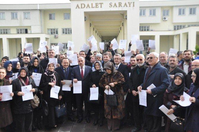 AK Parti Sakarya İl Başkanlığı'ndan Kılıçdaroğlu Hakkında Suç Duyurusu