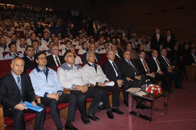 Bakan Soylu, Sakarya'da 4 Bin Kişiye İstihdam Sağlayacak Sözleşmeyi İmzaladı