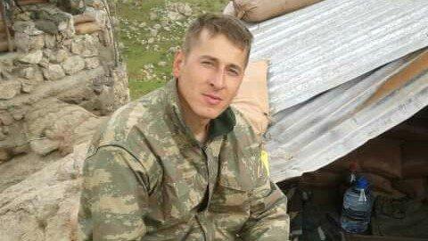 Şehit Jandarma Uzman Çavuş Uslu'nun baba evine ateş düştü