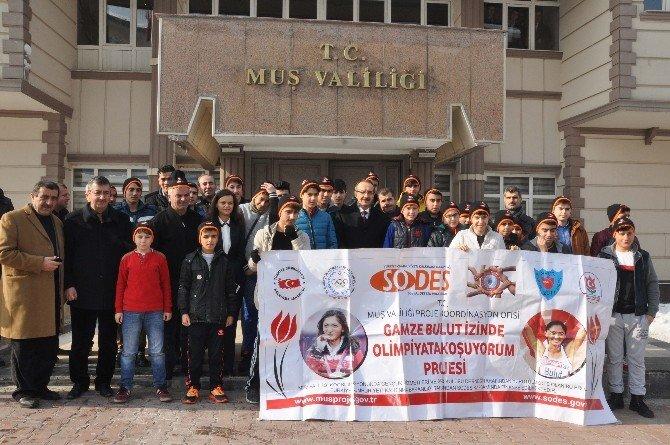 Başarılı Sporcular Antalya Gezisine Çıktı