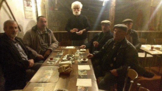 Bozüyük'te STK'lar Ocak Ayı Toplantısını Yaptı