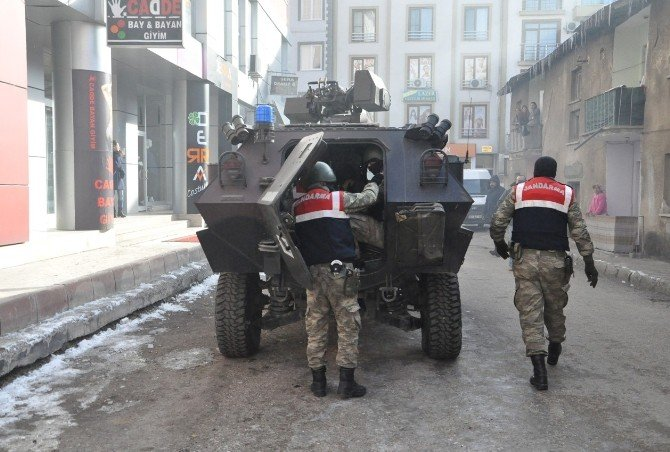 Tunceli'de Operasyon
