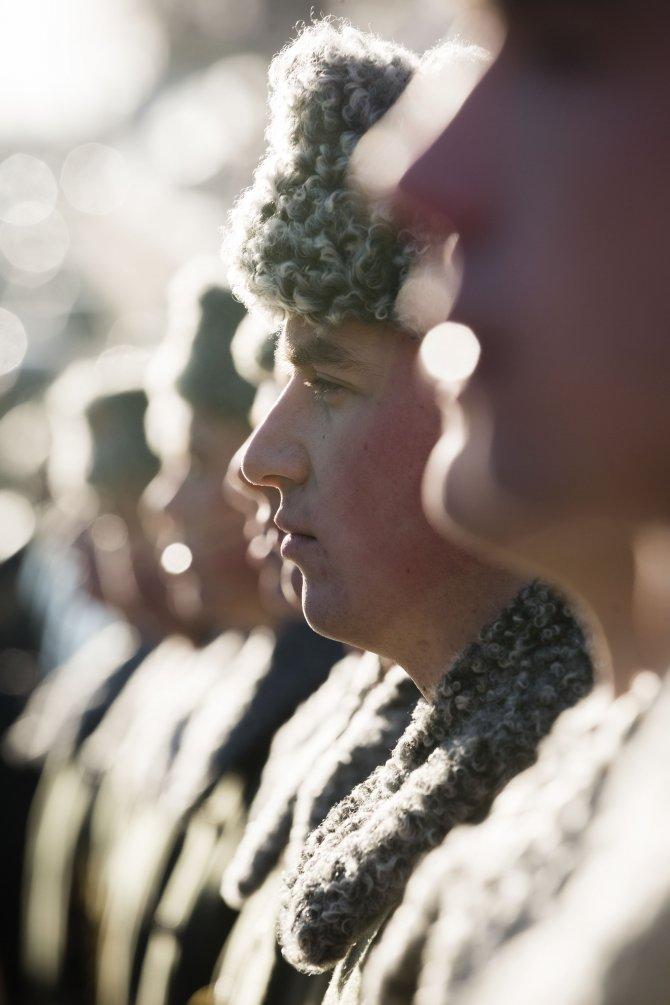 Ukrayna'da, Krut kahramanları anılıyor
