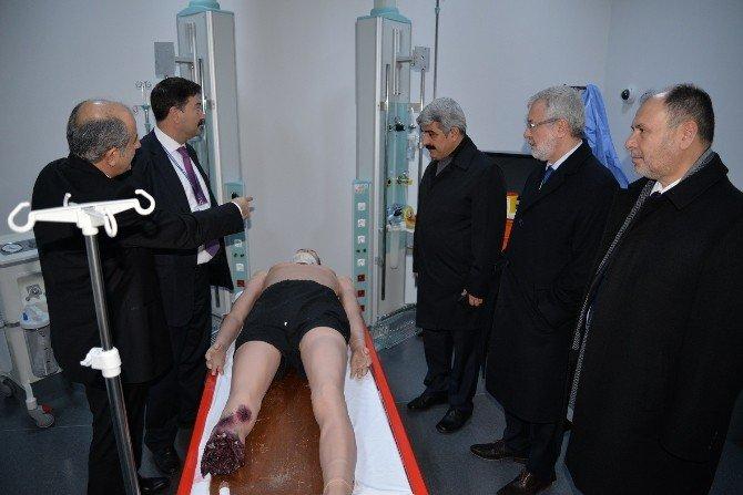 İyi Hekimlik Uygulamaları Ve Similasyon Merkezi Örnek Olacak