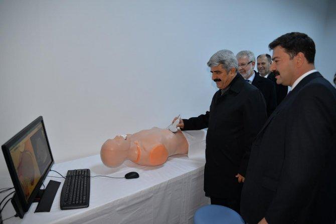 İyi Hekimlik Uygulamaları ve Similasyon Merkezi Türkiye'ye örnek olacak