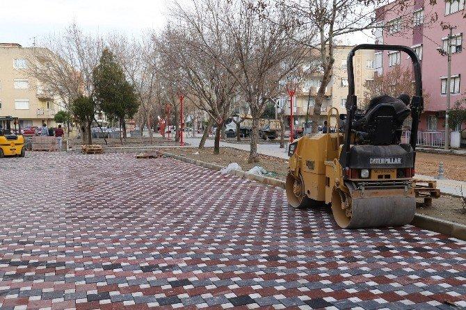 Gardalya Cumhuriyet Mahallesinin Gözdesi Oldu