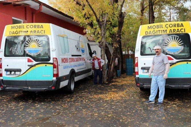 Van Büyükşehir Belediyesi'nden Sosyal Hizmet Çalışması