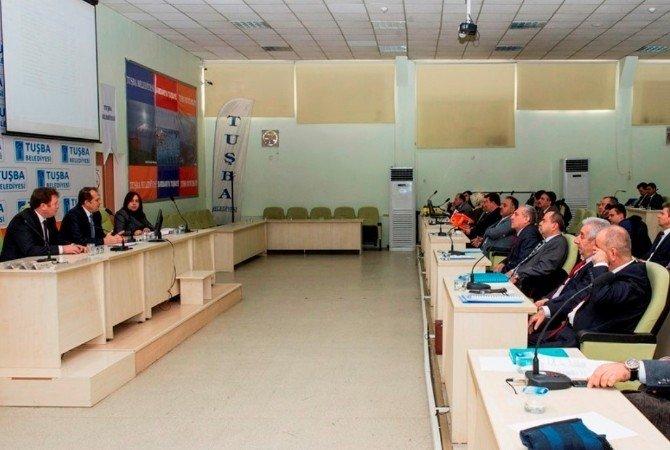 Van'da İl Koordinasyon Kurulu Toplantısı