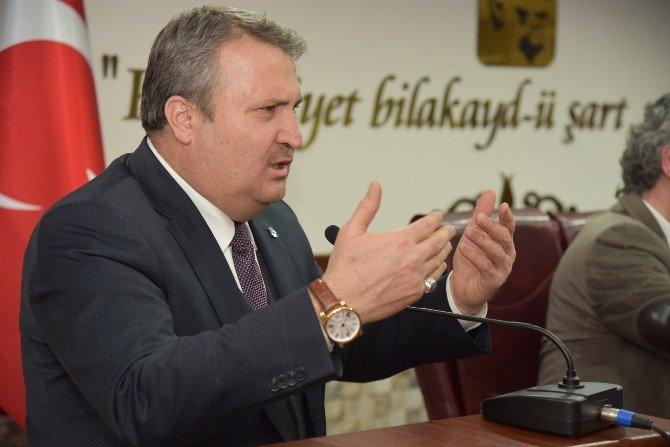 """Başkan Çerçi: """"Ben Dahil Eğitime Muhtacız"""""""