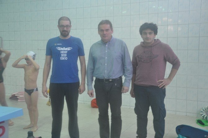 Adana Yüzme Karması Marmaris'e Gitti