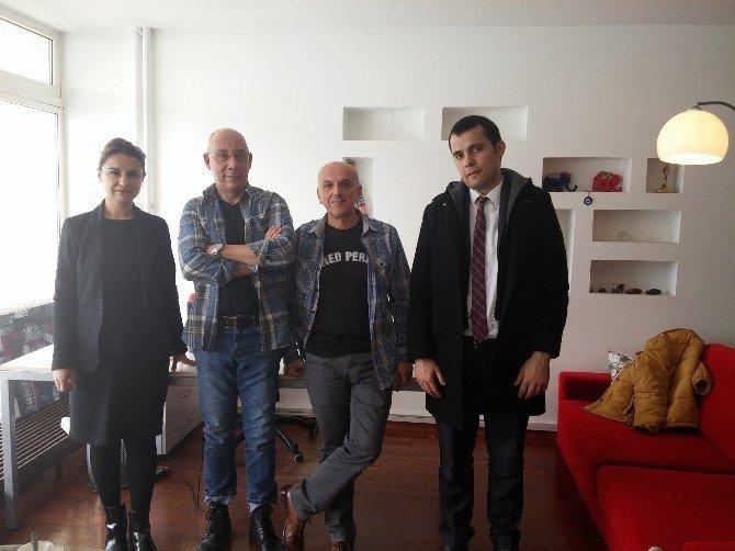 Bebka Türkiye'de Animasyon Sektörünün Temsilcileri İle Görüştü