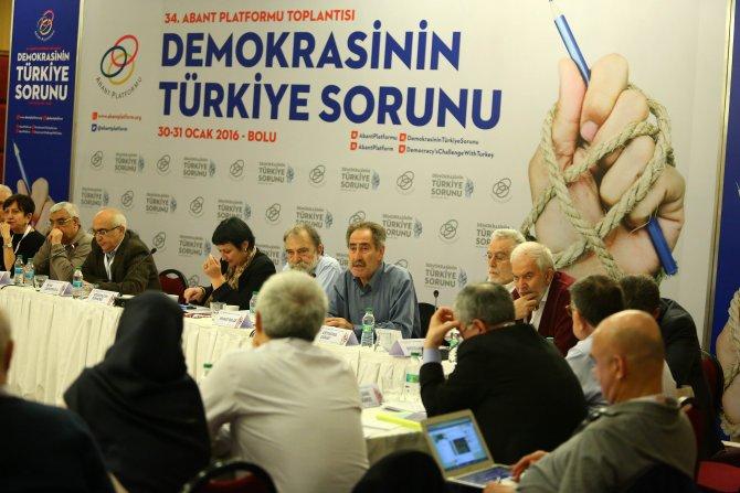 Türköne: Güneydoğu'daki olaylar başkanlık arayışlarını kuvvetlendirecek