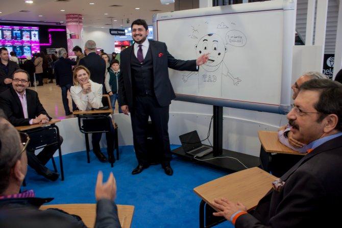 ABD Büyükelçisi: Eğitim ve girişimcilik, Türk ve Amerikalıların ortak özelliği