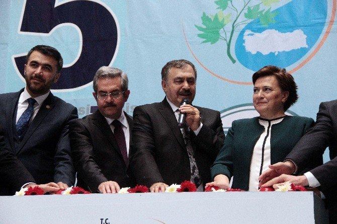 Adana'da 209 Milyon Lira Yatırımlı 5 Tesisin Temeli Eş Zamanlı Atıldı