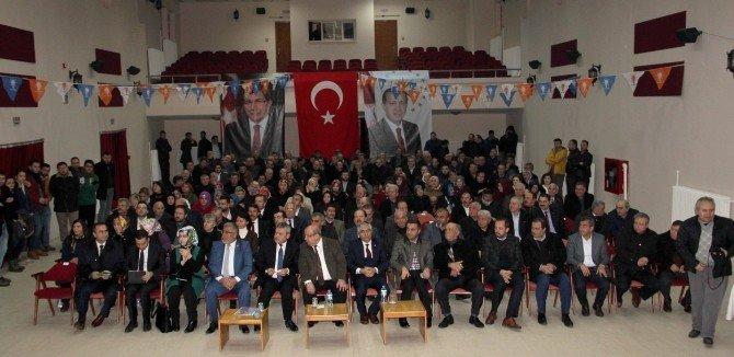 AK Parti Çankırı Milletvekili Hüseyin Filiz: