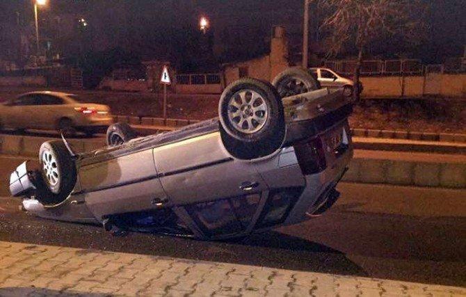 Başkent'te Trafik Kazası: 6 Yaralı