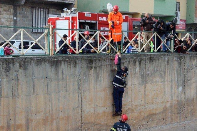 Su Kanalında Bebek Cesedi Bulundu