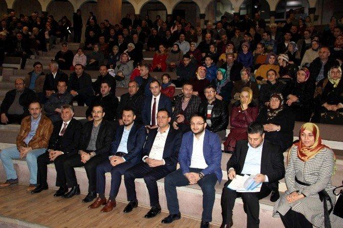 """""""Bir Şubat Evi"""" İsimli Tiyatro Nevşehir'de Sergilendi"""