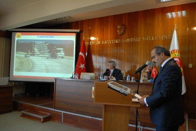Burdur'da 2015 Yılında 244 Bin 500 Metrekare Parke Üretildi