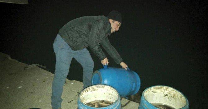 Çanakkale'de Su Ürünleri Denetimi