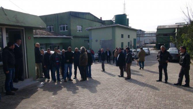 Kayyım atanan kağıt fabrikası işçileri maaşlarını alamıyor