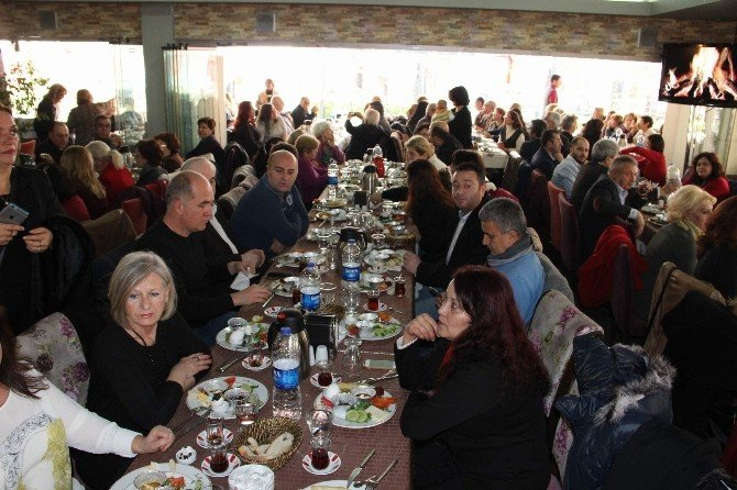 CHP'den STK'larla Toplantı