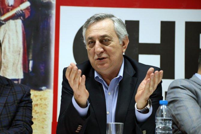 CHP'li Basmacı: Biri 400 vekil istedi diye insanlar hala ölüyor