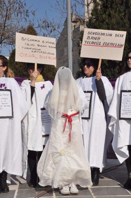 Kadına Şiddete Tepki Eylemi