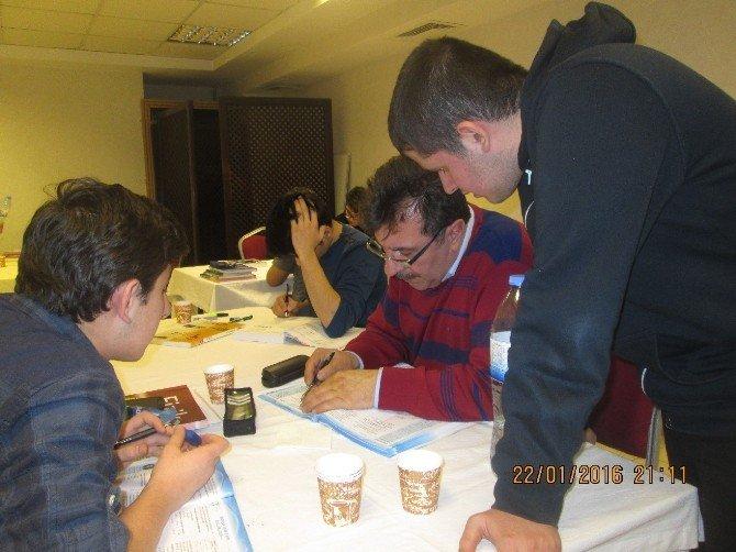 Malatya Fen Lisesi YGS Çalışma Kampı Düzenledi
