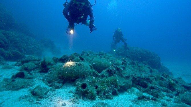 Su Altı Mirasının Haritası Çıkarılıyor