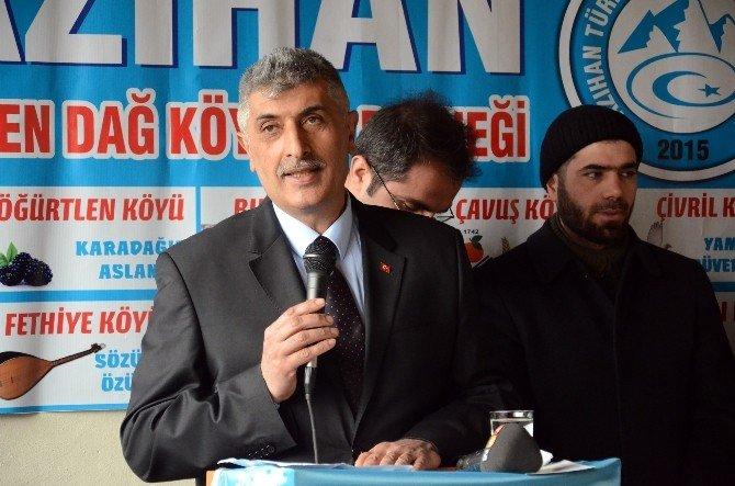 Yazıhan Türkmen Dağ Köyleri Derneği Açıldı