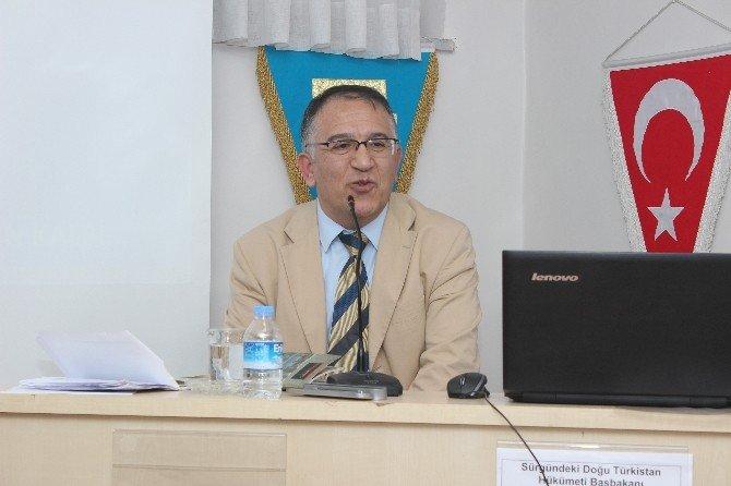 Doğu Türkistan Davası Masaya Yatırıldı