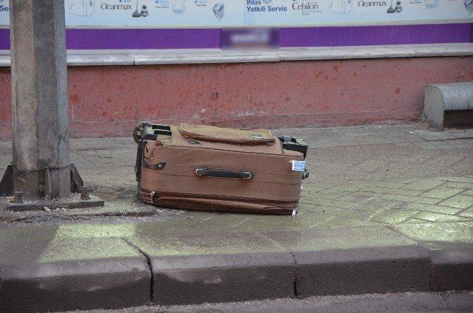 Eskişehir'de Şüpheli Valiz Paniği