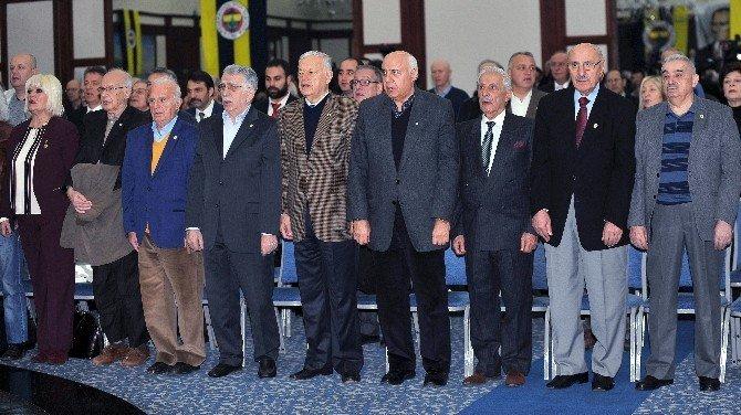 Fenerbahçe'de Yüksek Divan Kurulu Toplantısı Başladı