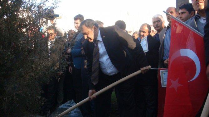 Bakan Eroğlu: GAP Projesi 2019'da bitecek