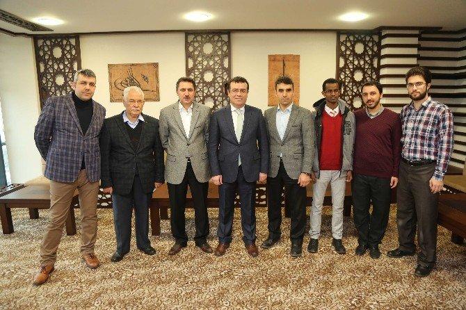 Osmanlı Sanatları Sergisi Açıldı