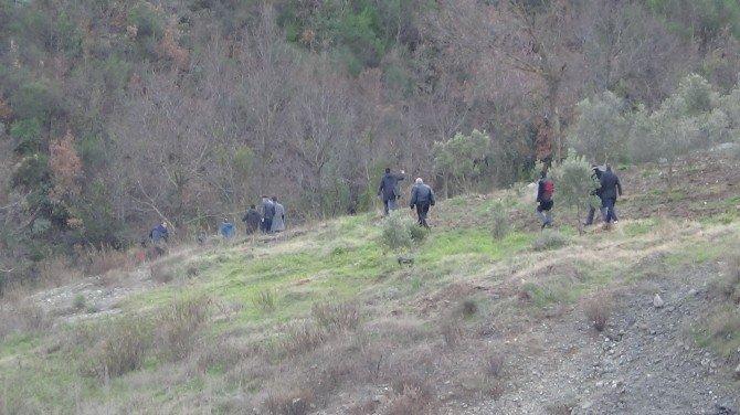 Alperenler Sınırı Geçmek İstedi, Asker İzin Vermedi