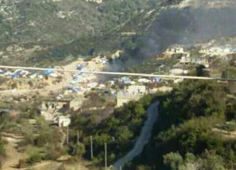 Savaştan kaçan Türkmenler Yayladağı'na akın ediyor