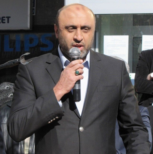 Hisarcık'tan Bayır-bucak Türkmenlerine Yardım