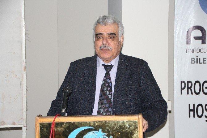 """Bilecik'te """"Helal Kazanç"""" Semineri"""