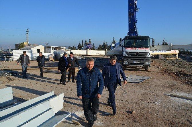 Başkan Yavuz, Hayad Derneğine Ziyarette Bulundu