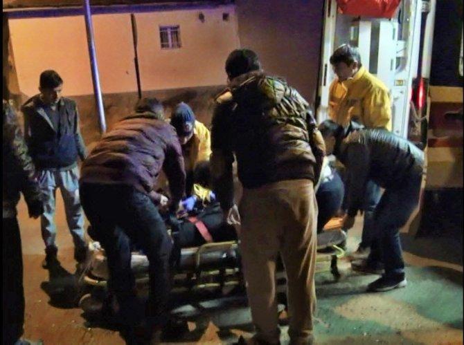 Kırşehir'de trafik kazası: 8 yaralı
