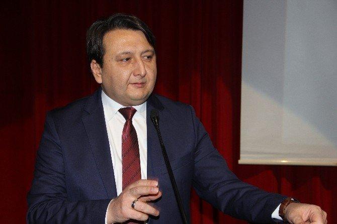 """AK Parti İl Başkanı Manav: """"AK Parti Söz Verdi Mi Sözünü Yerine Getirir"""""""
