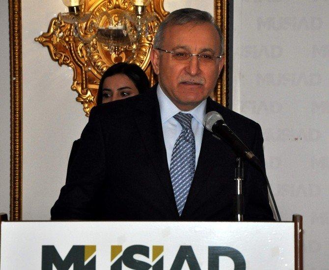 Musiad Bölgesel İş Geliştirme Toplantısı