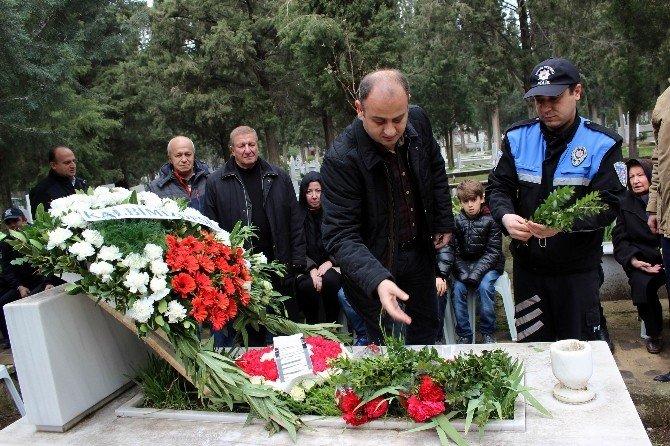 Şehit Emniyet Müdürü Ersoy, 20.yılında Unutulmadı