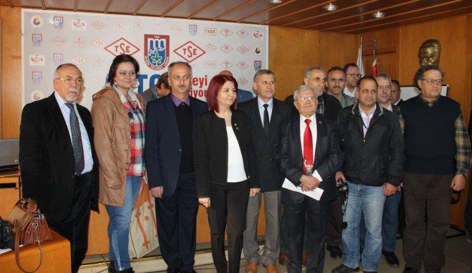 Aydın Gazeteciler Cemiyeti'nin yeni başkanı Semra Şener oldu