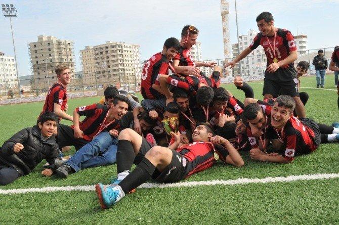 Karaköprü Belediyespor, Namağlup, Şampiyon Oldu