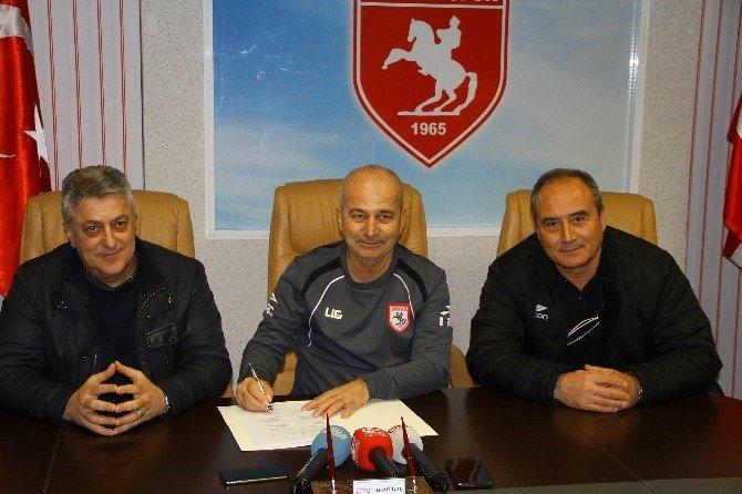 Samsunspor'un Yeni Hocası, Engin Korukır