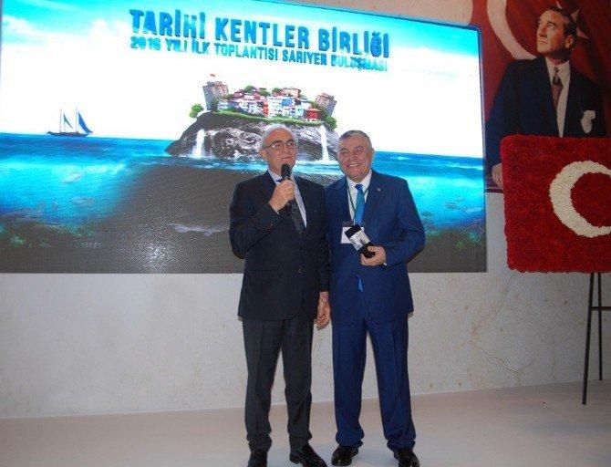 """Başkan Yılmaz: """"İstanbul Dünya Mirası Bir Şehir"""""""