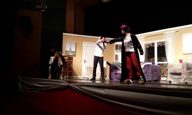 Sevgili Karım oyunu Osmaniye'de